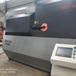 Supplier mesin bening kabel hidrolik otomatis 4-12mm