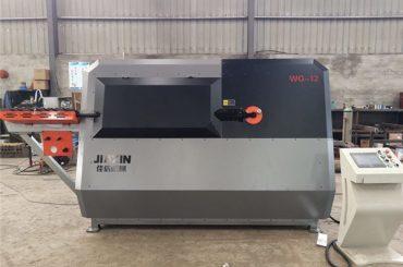 china pabrikan 4-12mm kawat baja kontrol cnc otomatis, mesin bending rebar