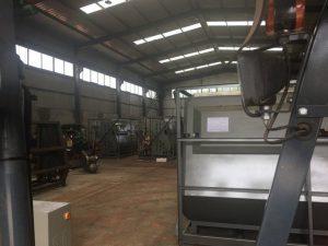 Ndeleng pabrik