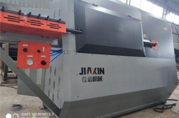 otomatis rebar stirrup bending machine, baja kabel stirrup bender