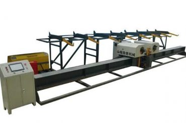 CNC Steel Bar Bending Center Mesin