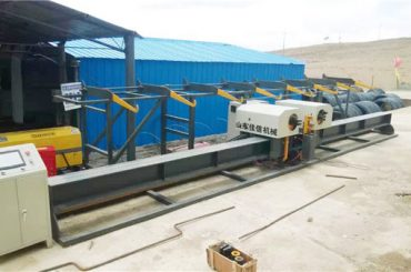 Hot sale Vertical rebar Double Benderrebar bender centerautomatic rebar bending machine