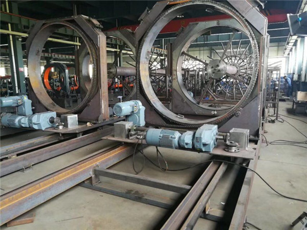 PC bar cage welding machine for precast concrete spun pile
